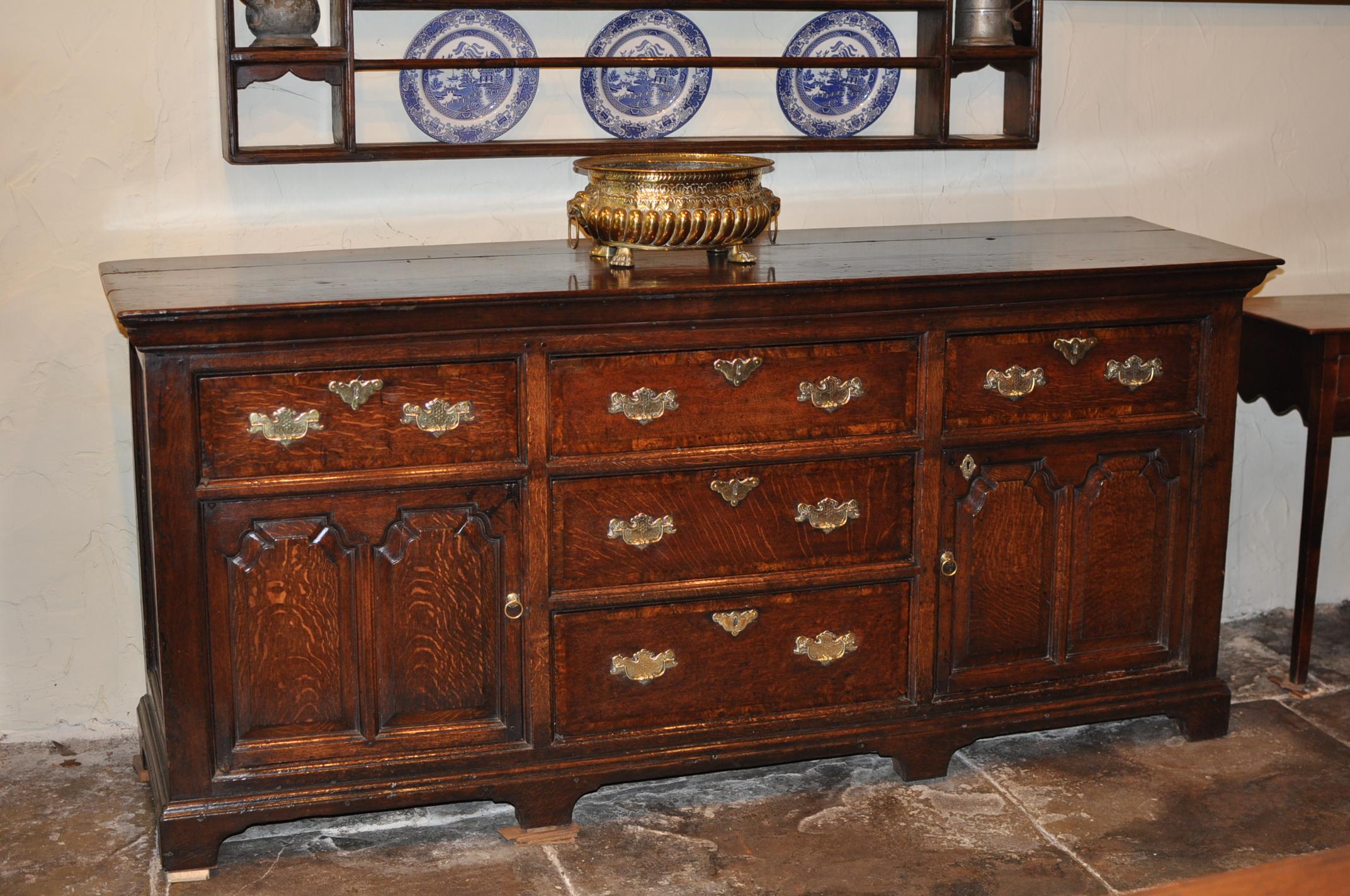 Oak Dresser-1