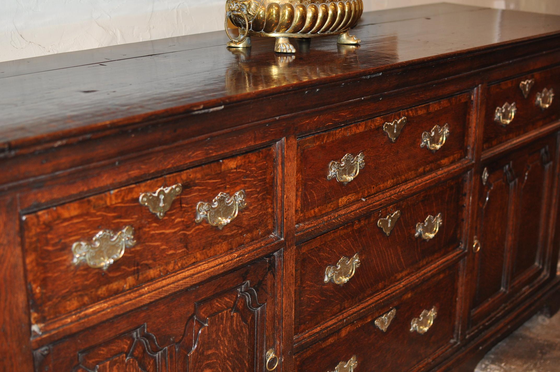 Oak Dresser-2