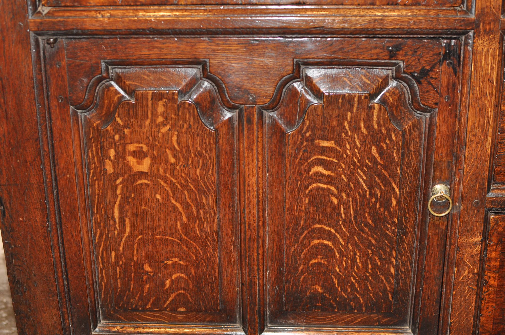 Oak Dresser-3