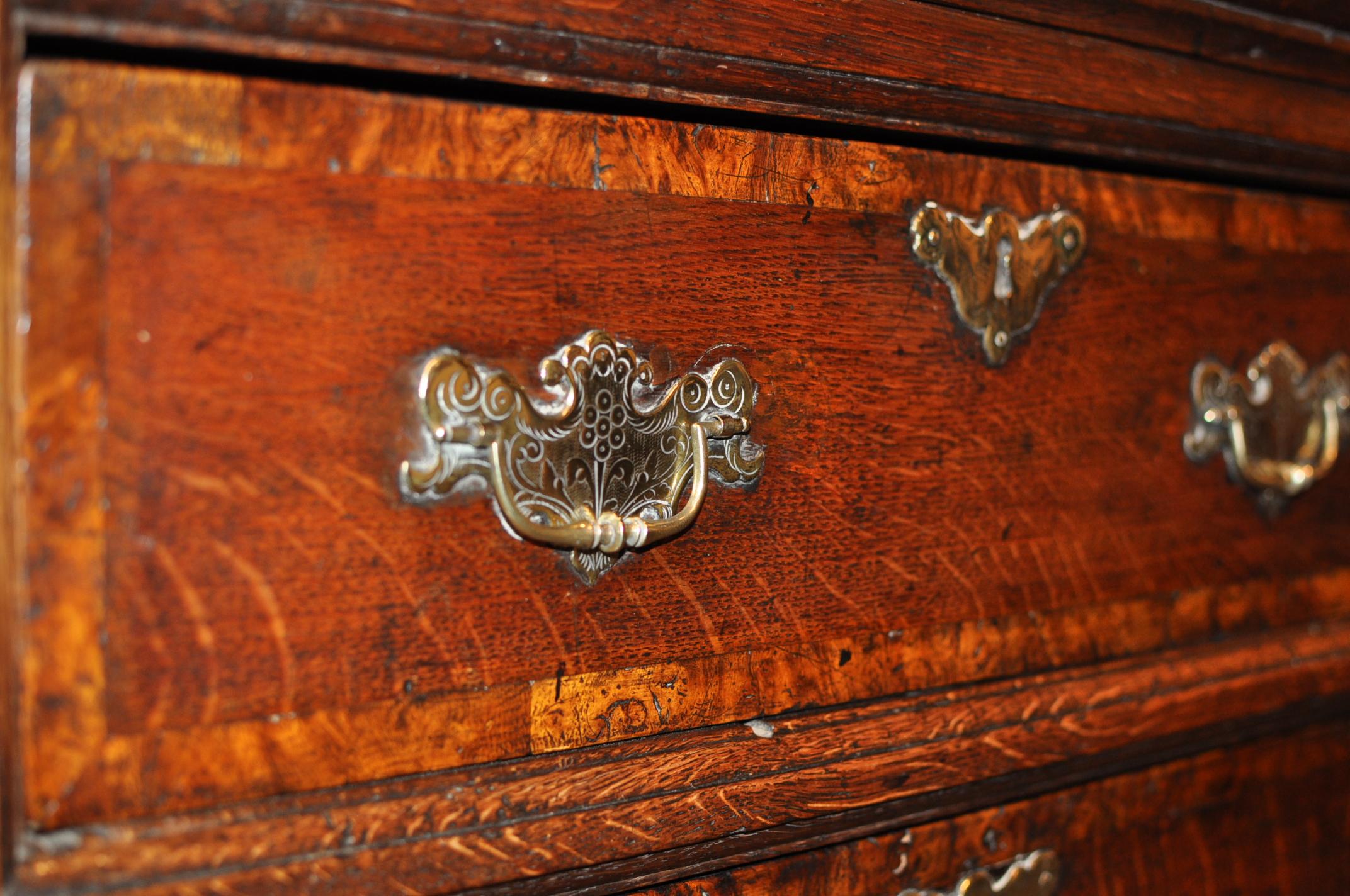 Oak Dresser-4