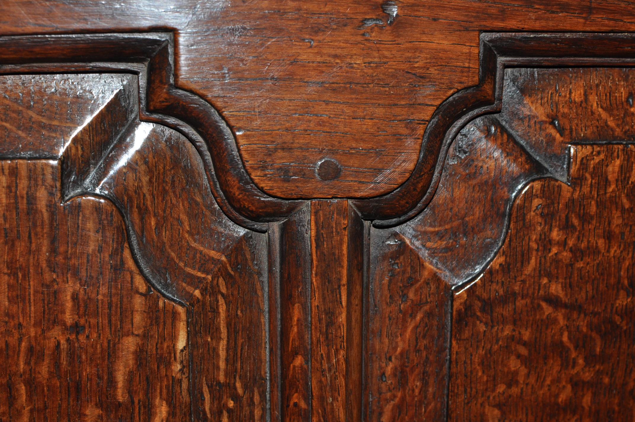 Oak Dresser-5