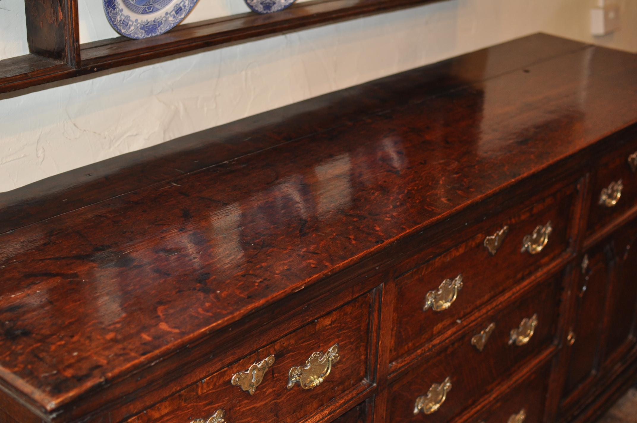 Oak Dresser-7