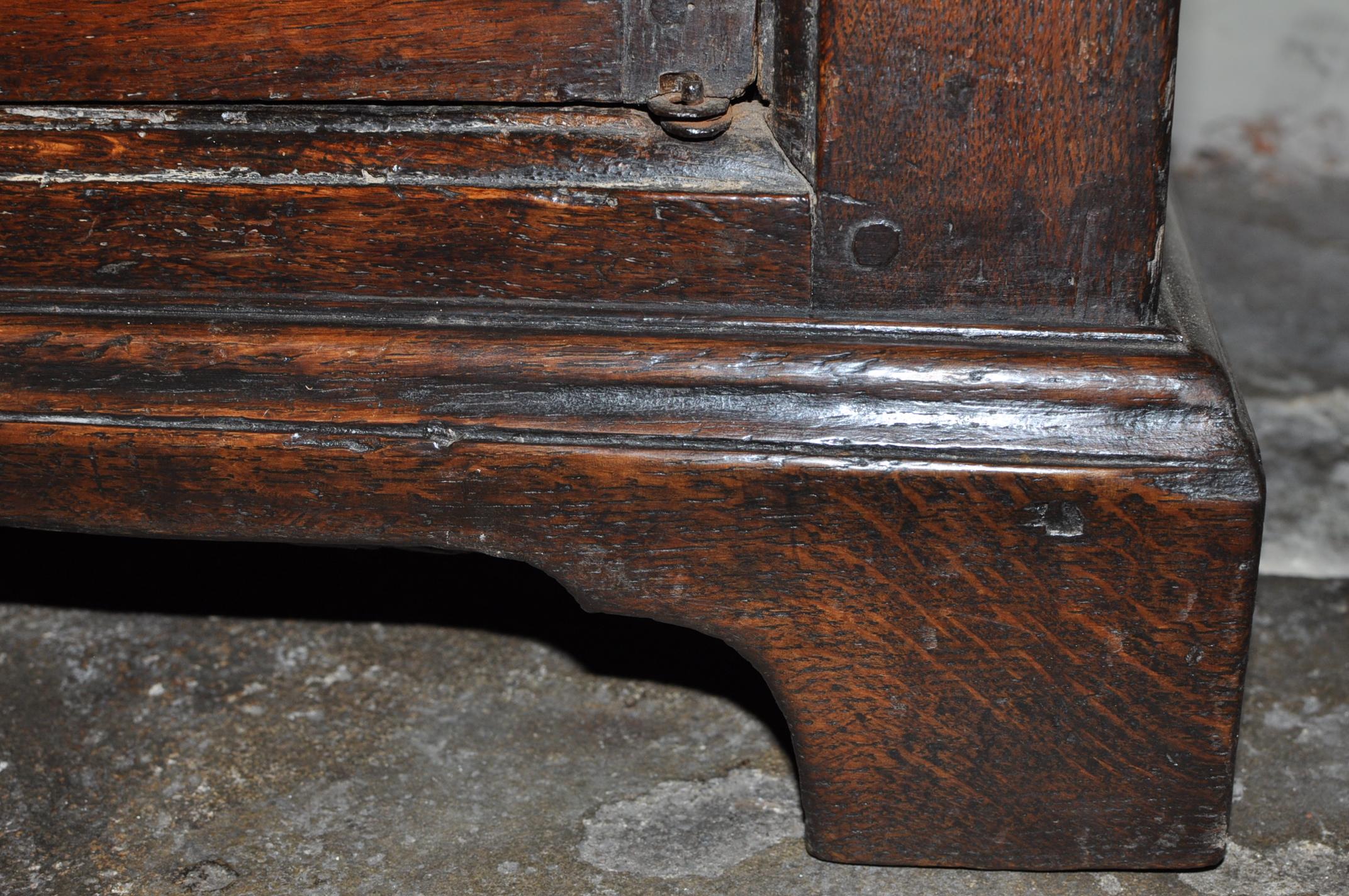 Oak Dresser-8