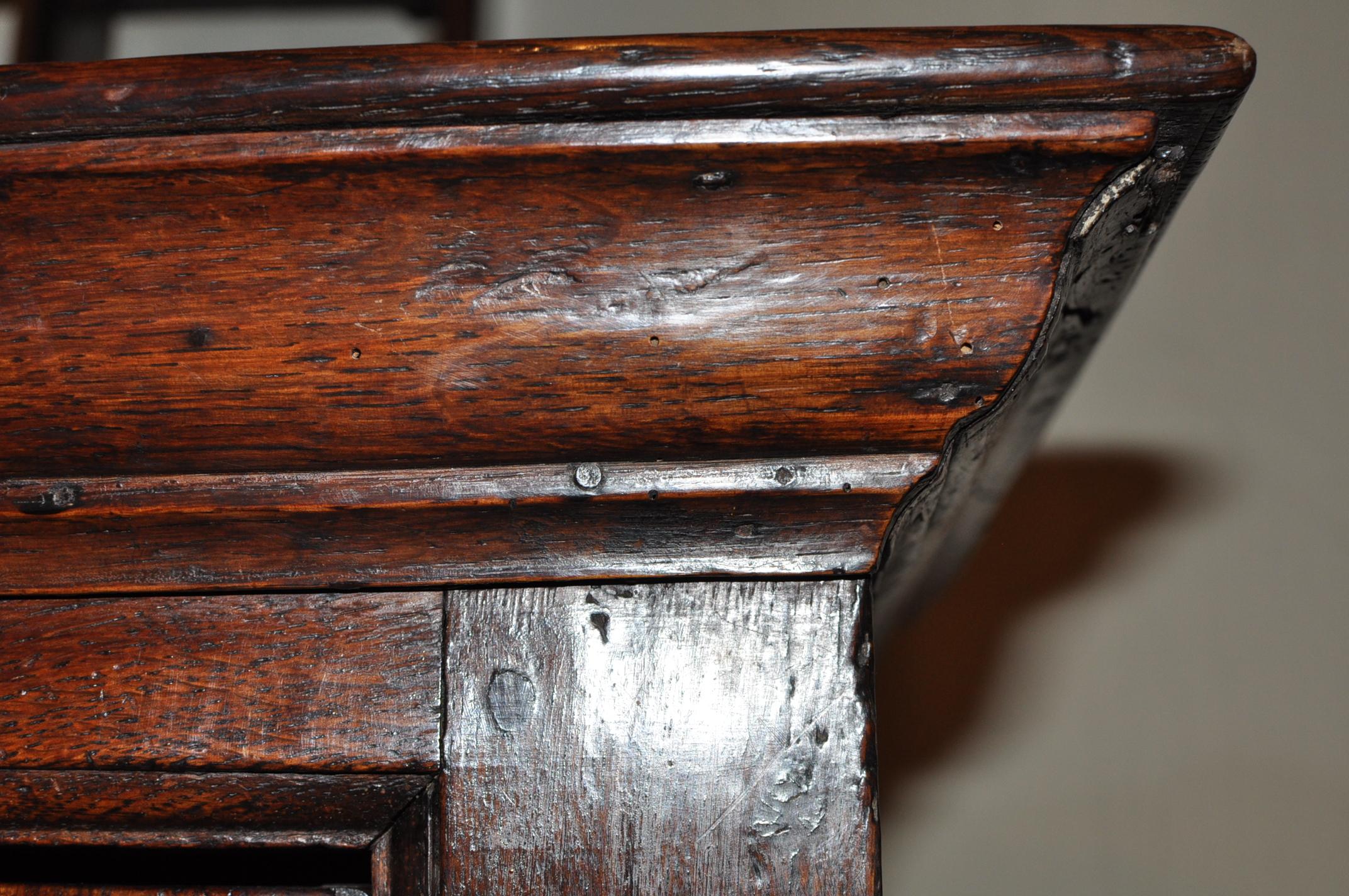 Oak Dresser-9